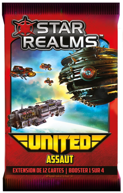 Star Realms United - Booster Assaut