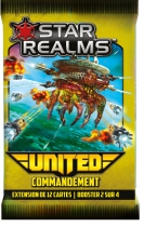 Star Realms United - Booster Commandement