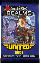 Star Realms United - Booster Héros