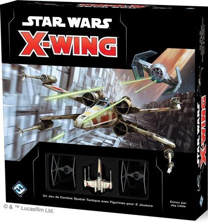 Star Wars : X-Wing (2nde éd.)