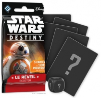 "Star Wars Destiny : Booster \\\""Le Réveil\\\\\\\"""