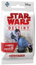 Star Wars Destiny : Booster Héritages