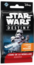 Star Wars Destiny : Booster L\'Âme de la Rebellion