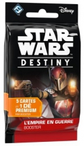 Star Wars Destiny : Booster L\'Empire en Guerre