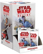 Star Wars Destiny : Pack Héritages