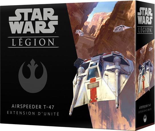 Star Wars Légion : AirSpeeder T-47