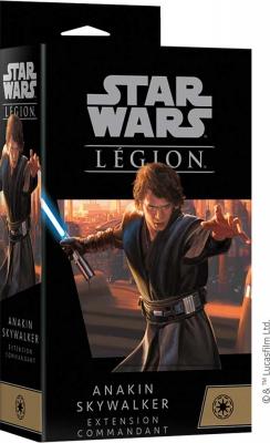 Star Wars Légion : Anakin Skywalker