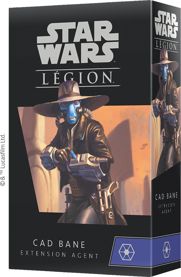 Star Wars Légion : Cad Bane