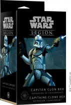 Star Wars Légion : Capitaine Clone Rex