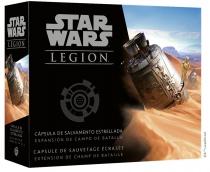 Star Wars Légion : Capsule de sauvetage Ecrasée