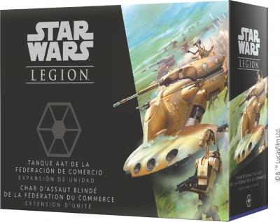 Star Wars Légion : Char d\'Assaut Fédé. du Commerce