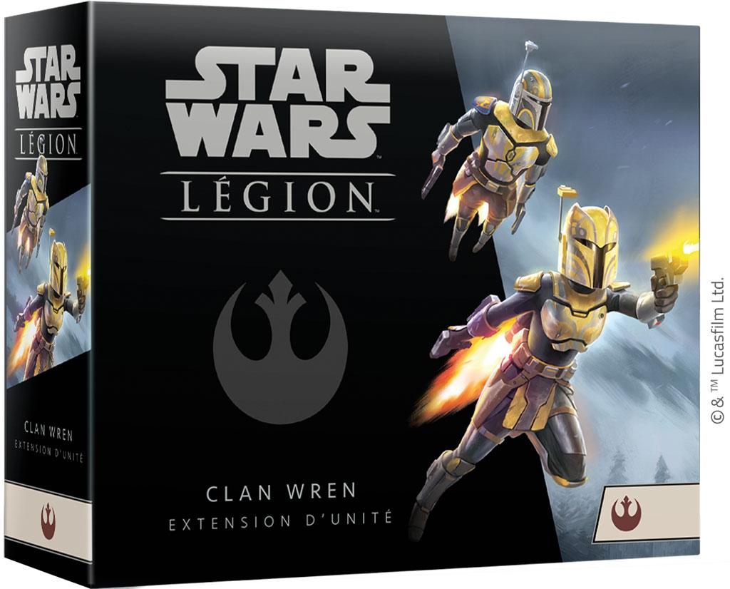 Star Wars Légion : Clan Wren