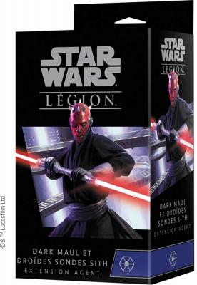 Star Wars Légion : Dark Maul & Droïdes Sondes Sith
