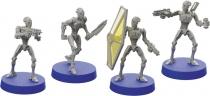 Star Wars Légion : Droïdes Commandos de Série BXÉRIE BX