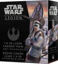 Star Wars Légion : Équipe Canon Laser 1.4 FD