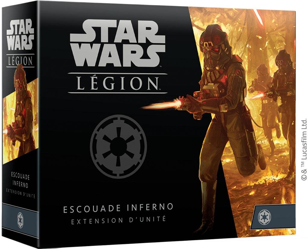 Star Wars Légion : Escouade Inferno