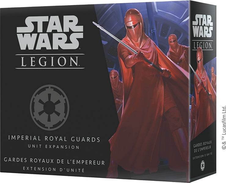 Star Wars Légion : Garde Royal