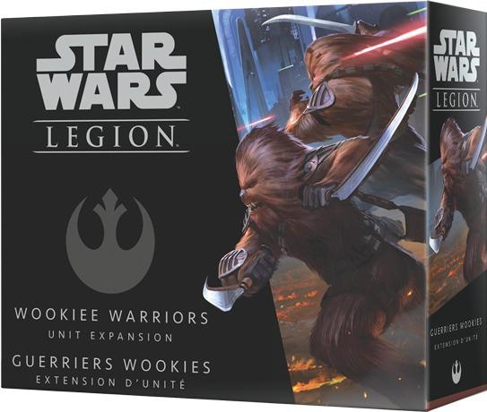 Star Wars Légion : Guerriers Wookies