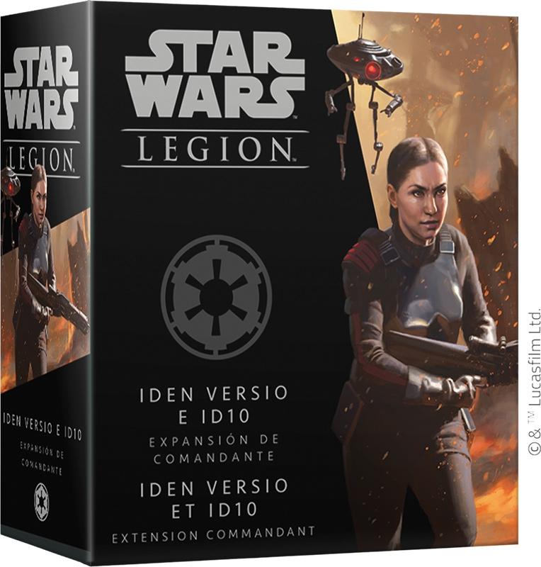 Star Wars Légion : Iden Versio & ID10