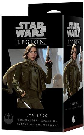 Star Wars Légion : Jyn Erso