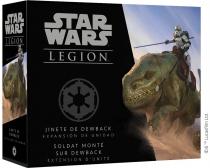Star Wars Légion : Soldats Montés sur Dewback