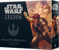 Star Wars Légion : Soldats Rebelles