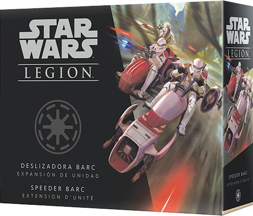 Star Wars Légion : Speeder Barc