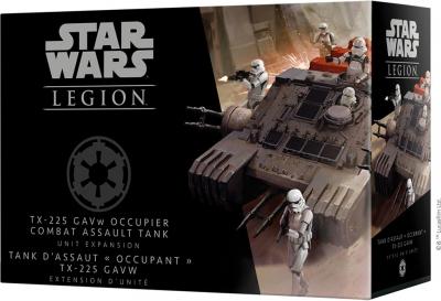Star Wars Légion : Tank d\'Assaut TX-225 GAVW