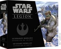 Star Wars Légion : Vétérans Rebelles