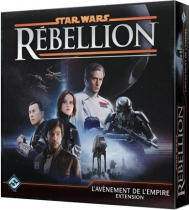Star Wars Rebellion : L\'Avènement de l\'Empire