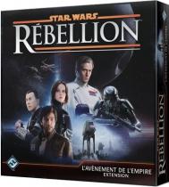 Star Wars Rebellion : L\'Avènement de l\'Empire