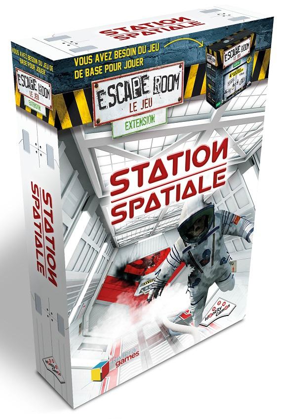 Station Spaciale Extension Escape Room - Le Jeu