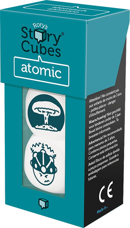 Story Cubes : Atomic