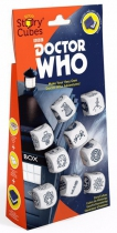 Story Cubes : Doctor Who