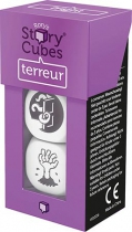 Story Cubes : Terreur