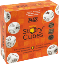 Story Cubes Max