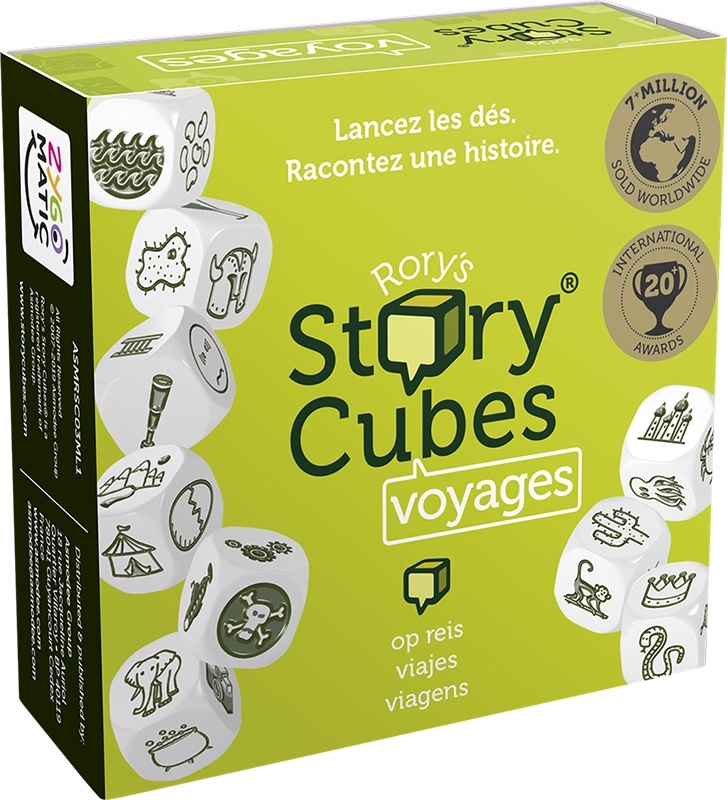 Story Cubes Voyages