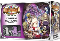 Super Dungeon Explore : Bande Armée Zombies de Pilotbourg