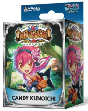 Super Dungeon Explore : Candy Kunoichi