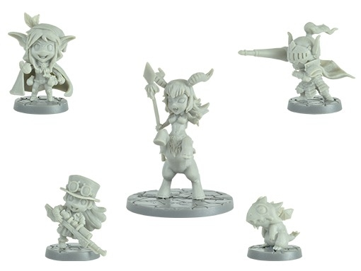 UBISDE01 figurines 1