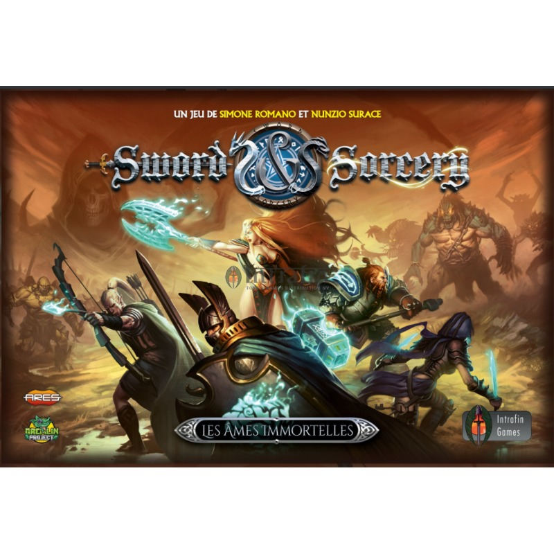 Sword and Sorcery - Les Âmes Immortelles