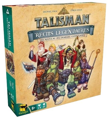 Talisman - Récits Légendaires