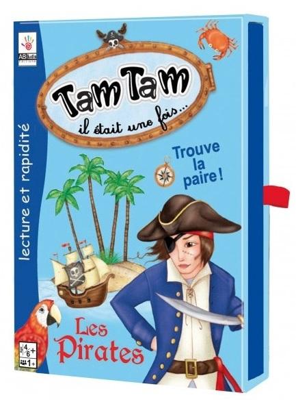 Tam Tam - Il était une fois : Les Pirates