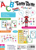 Tam Tam Coffret Alphabet