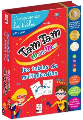 Tam Tam MultiMax : Le Coffret Multiplication