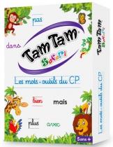 Tam Tam Safari - Les Mots Outils du CP