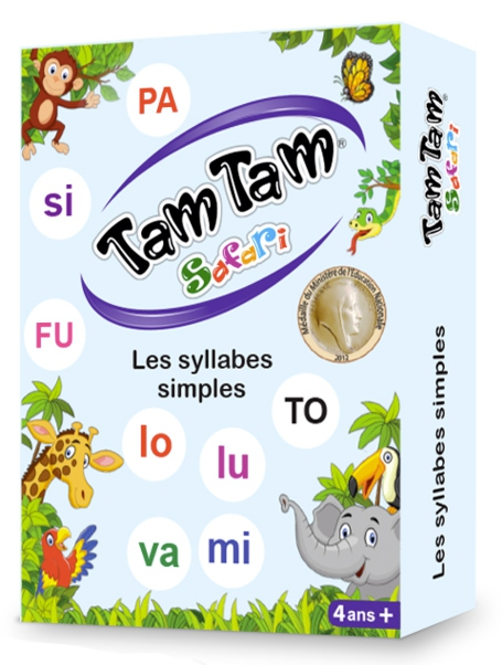 Tam Tam Safari - Les Syllabes