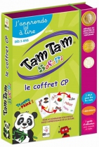 Tam Tam Safari Coffret CP