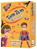 Tam Tam Superplus - Les Additions (a<100-b<10)