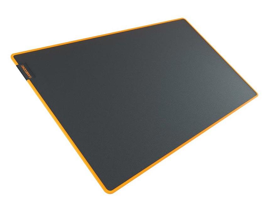 Tapis Playmat XP 61x35cm Noir/Orange